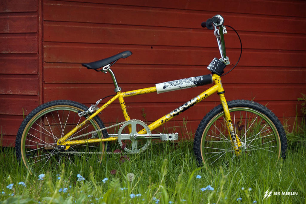 1992 Cycle Craft Pro XXL from BMX Museum