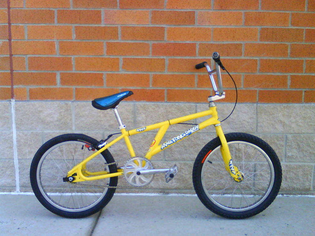 1995 TNT HWA Fong Daddy from BMX Museum