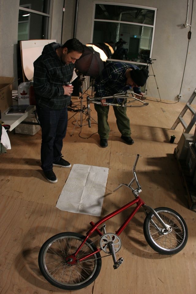 Basic Bike Company Sluggo BMX Frame
