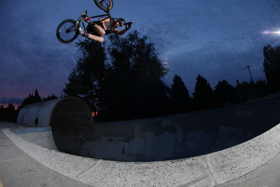 Brian Hunt // Tabletop // Pier Park, Oregon
