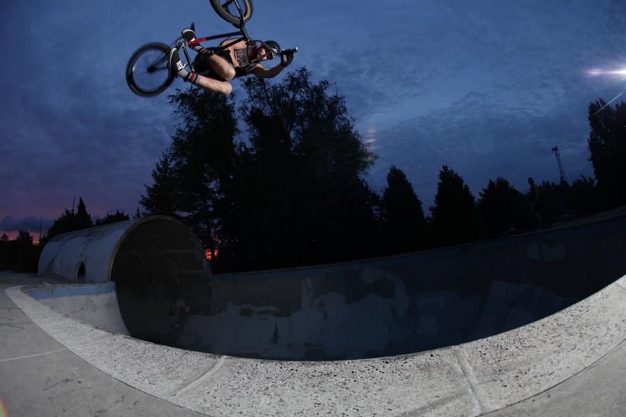 Brian Hunt // Tabletop // Pier Park, Oregon