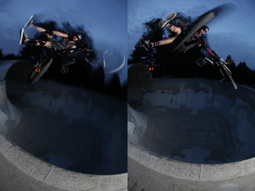 Brian Hunt // Tailwhip // Pier Park, Oregon // Photo: Shad Johnson