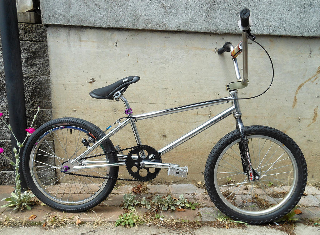 1996 Sa&M Challenger from BMX Museum