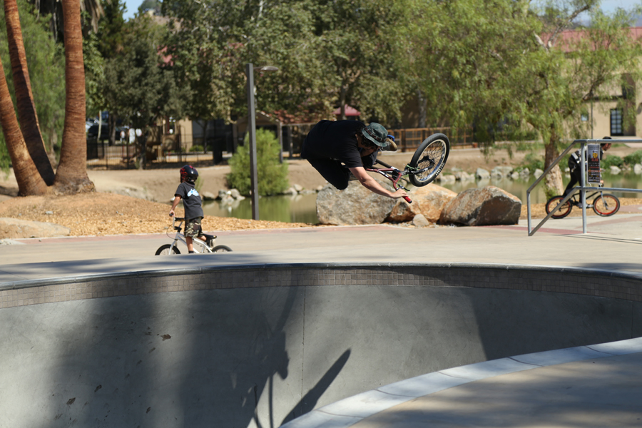 Dirt Ron // Tabletop Air