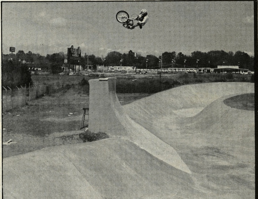 Mike Dominguez // Tabletop Air // Kona Skatepark // Jacksonville, FL